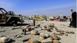 شعبة مكافحة المتفجرات تطهر جسرين من المخلفات الحربية غربي الانبار