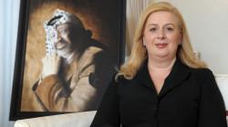 "Yasser Arafat' widow acquitted ""Israel"" of killing her husband"