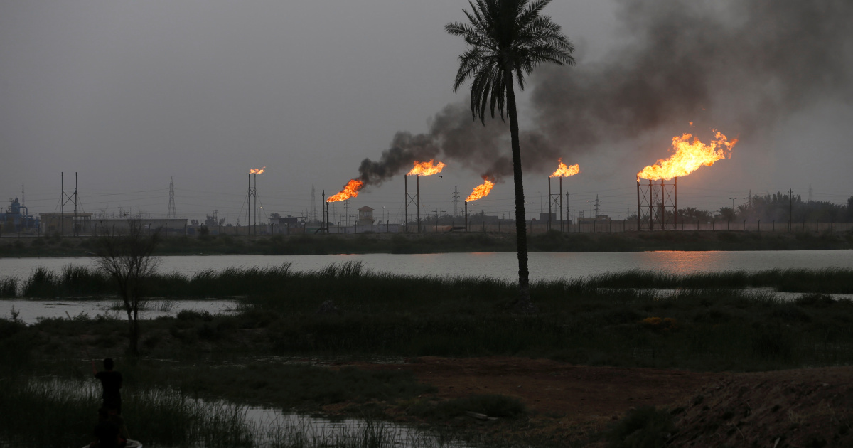 العراق يتفوق على السعودية في صادراته النفطية لاميركا خلال اسبوع