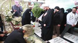 """عشية ذكرى اغتيالهما.. الخزعلي يتعهد بأخذ """"ثأر"""" المهندس وسليماني (وثيقة)"""