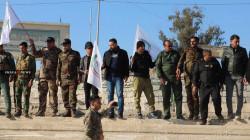 في الموصل.. عجلات الحشد وصور المهندس وسليماني تجوب الشوارع