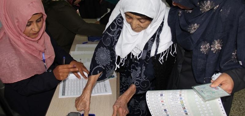 39 مرشحا للانتخابات البرلمانية في دائرة خانقين بينهم 3 كورديات فقط