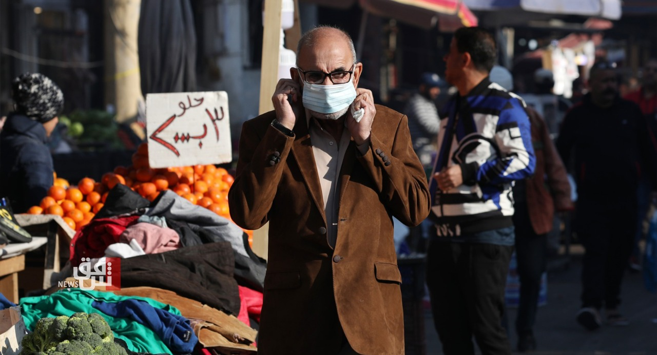 Covid-19: About 600 new cases in Iraq today
