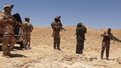 Terrorist groups attack a site of the Iraqi army west of Baghdad