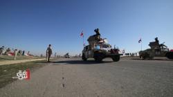 صور .. الاستخبارات العراقية تستولي على أحزمة ناسفة عليها شعار داعش