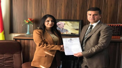 Duhok implements its pledge by appointing a woman as a director