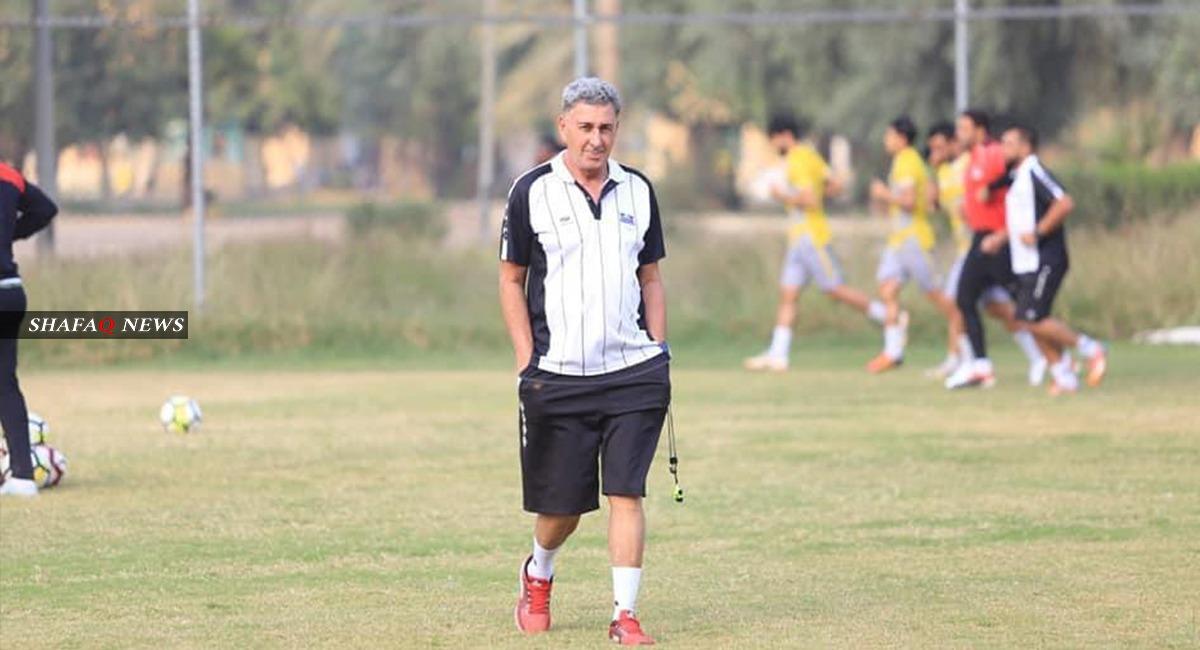 حسن أحمد يسمي مساعديه في قيادة الطلبة ويلزم الإدارة بدفع عقود اللاعبين