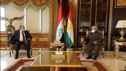 Masoud Barzani: receiving the displaced Iraqis a national duty