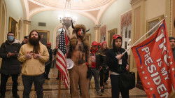 """Pro-Trump """"rioters"""" who stormed the Capitol"""