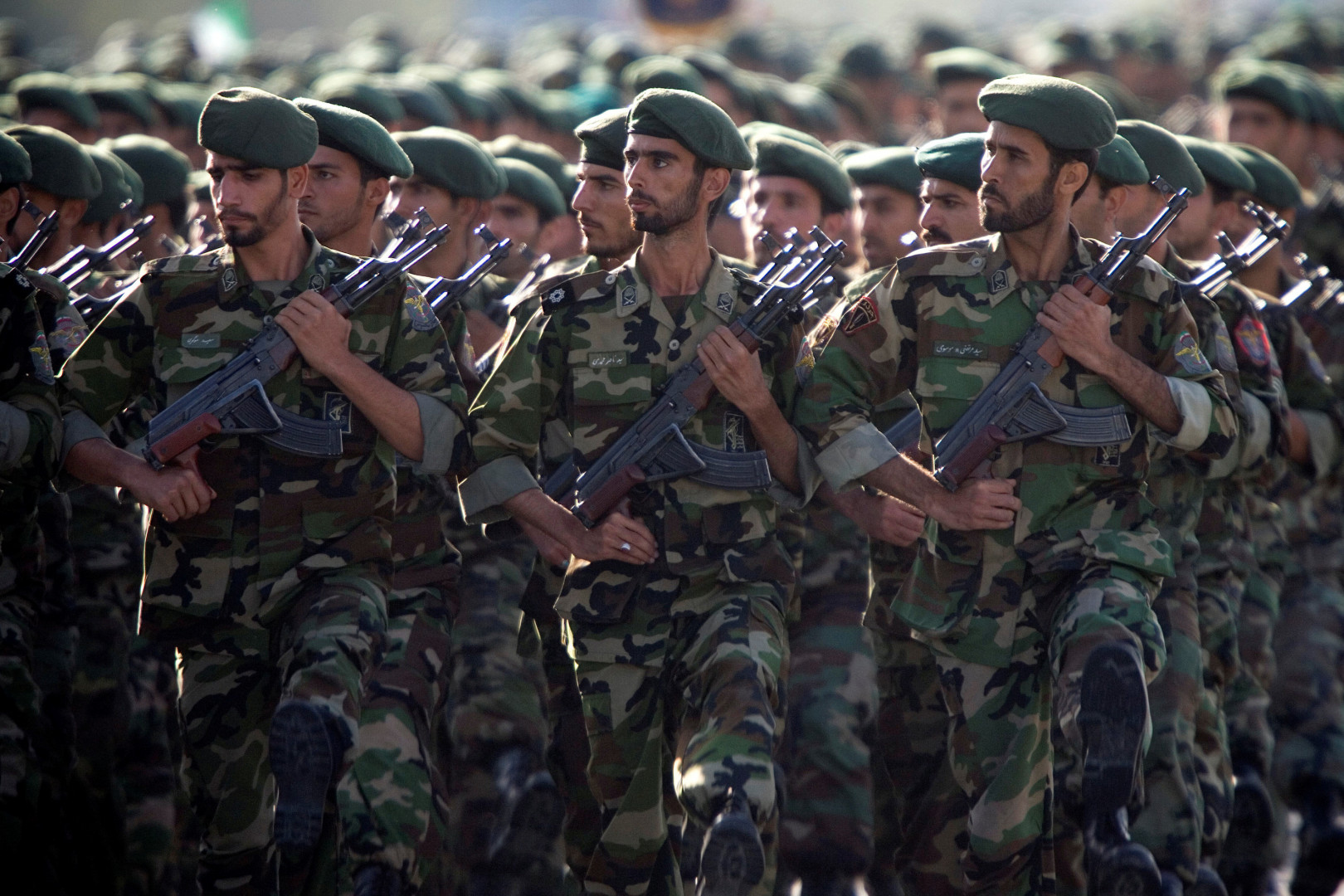 Iran launchs a new missile base