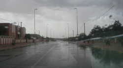 هطول الأمطار نهاية الأسبوع المقبل في مدن العراق كافة