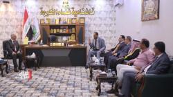 السفير التونسي بالعراق: الأنبار بصدد رسم بلد حضاري ناهض