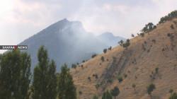 Turkish airstrikes in Northern Duhok