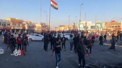 """الناصرية.. إطلاق قنابل الغاز والصدر يهاجم المتعاطفين مع """"الجوكرية"""""""