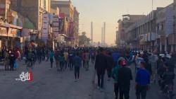 قوات الأمن تفرض سيطرتها على الحبوبي وتطرد المتظاهرين