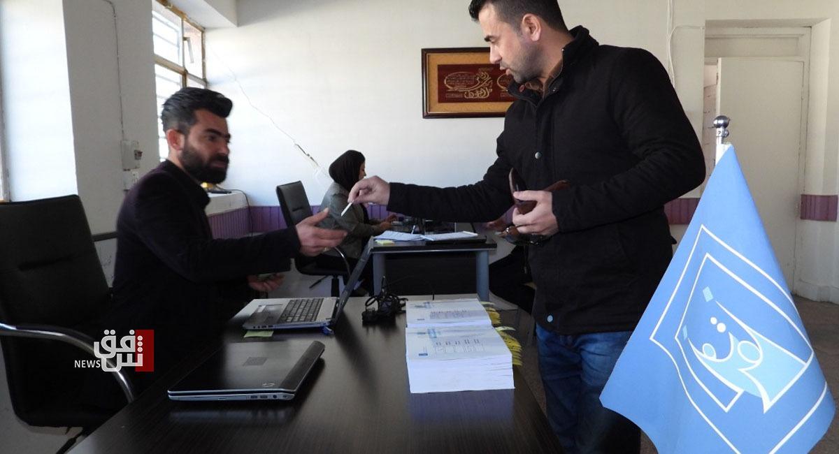 فقدان أثر آلاف البطاقات الانتخابية الخاصة بنازحي الأنبار