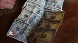 ارتفاع طفيف في اسعار الدولار في بغداد وكوردستان