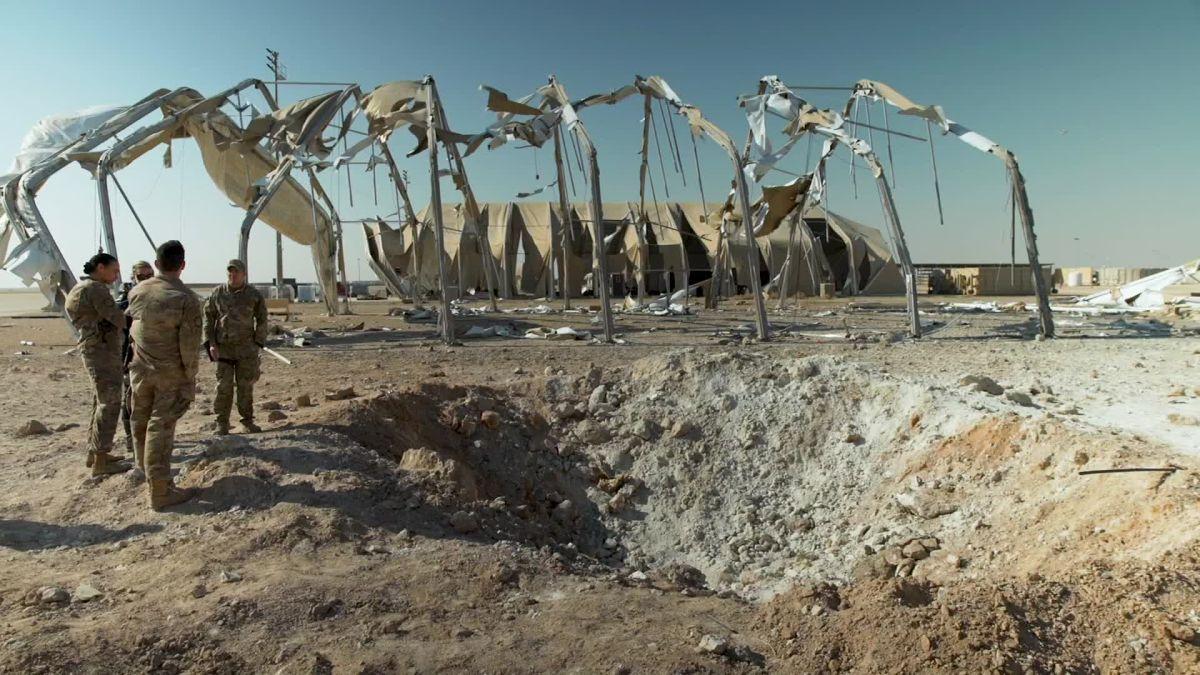 """""""الهجمات الصاروخية الايرانية لا مثيل لها من قبل"""".. تفاصيل جديدة عن قصف عين الأسد"""