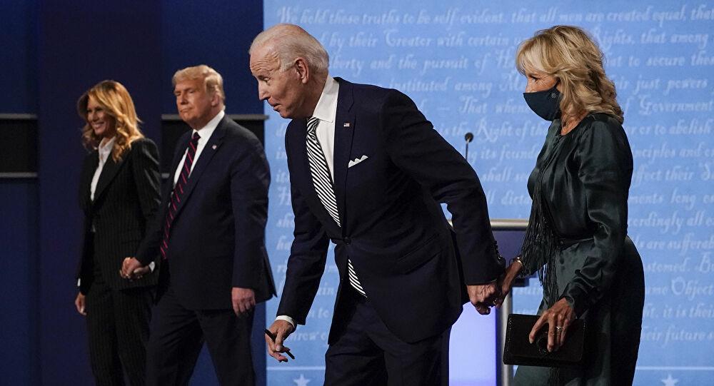 """بايدن يتهم ترامب بالتحريض في الهجوم على """"الكابيتول"""" ويطالب بعزله"""