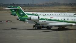صور من الهند.. عراقيون يستقلون طائرة في أول رحلة إجلاء