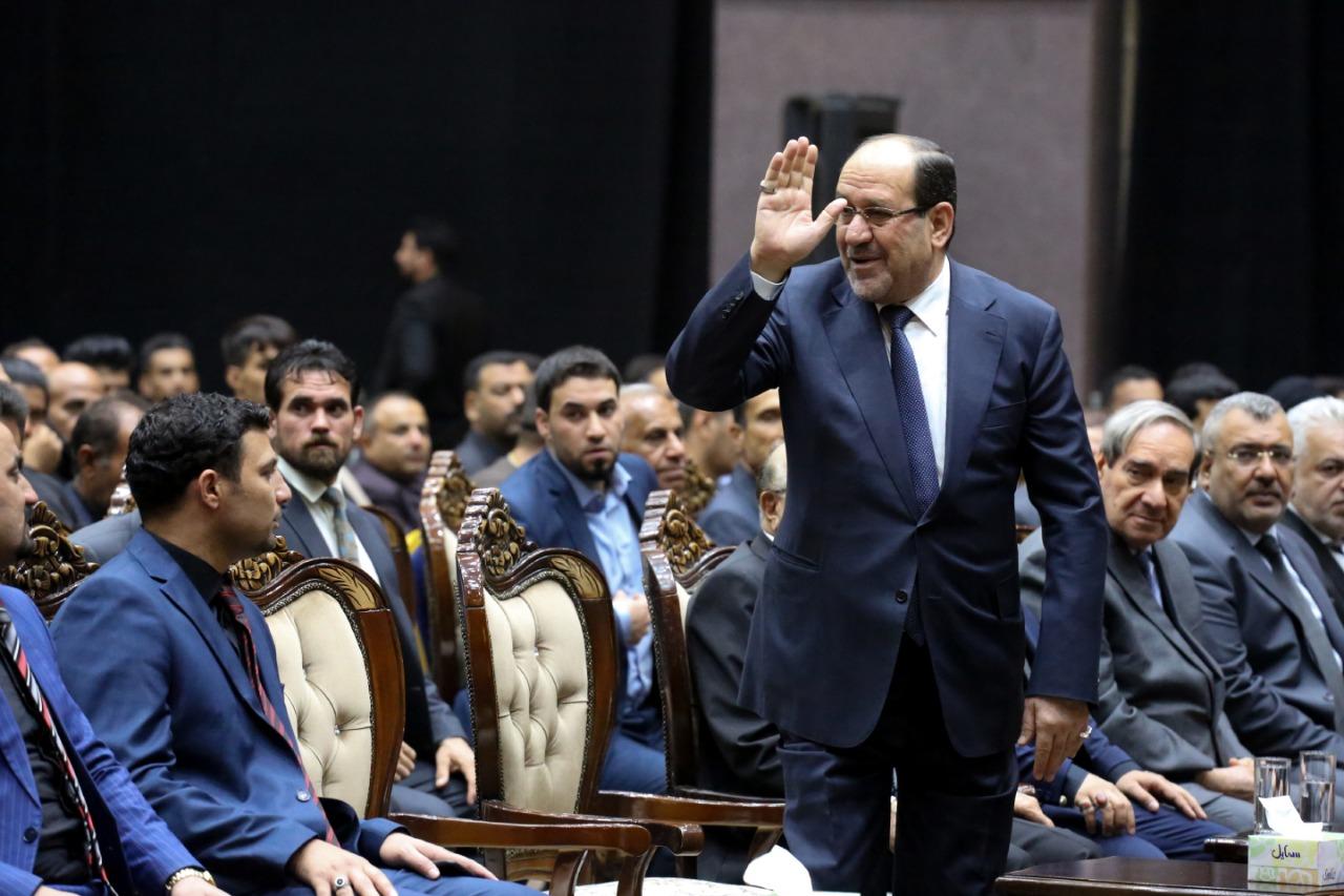 ائتلاف المالكي يكشف عن تشكيل تحالف يضم أكثر من 85 نائباً