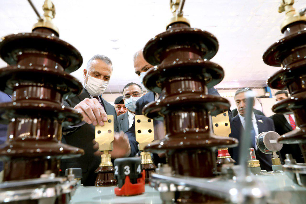 Al-Kadhimi: Supporting the local industry is one of the government's priorities