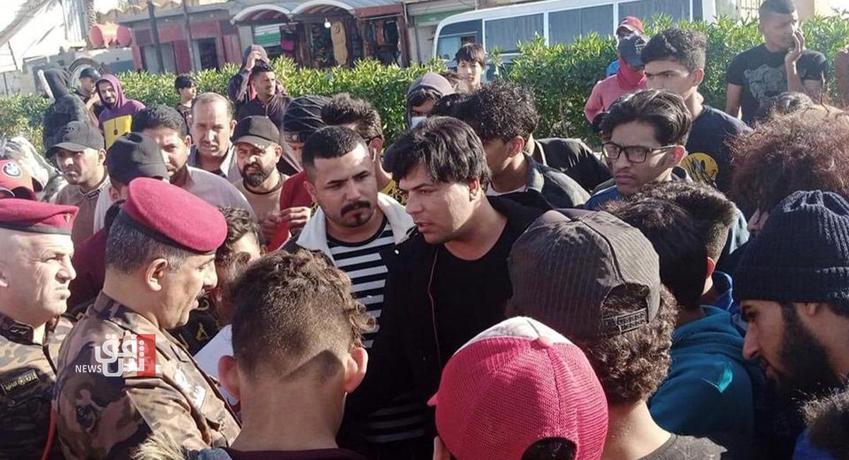 تظاهرة جديدة في ذي قار تطالب بإقالة مسؤول محلي