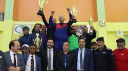 الجيش يتوّج بلقب بطولة اندية العراق بالملاكمة