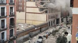 انفجار عنيف يهز العاصمة الإسبانية