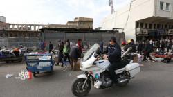 بغداد تحظر سير الدراجات النارية في ساعات الليل