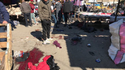 ISIS claims responsibility for Baghdad twin attack