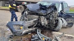 اصابة أربعة عناصر شرطة بحادث سير في ديالى