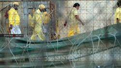 وفاة داعشي محكوم بالاعدام بسجن الحوت