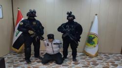 Iraq's elite Counter-Terrorism Service arrests ISIS militants