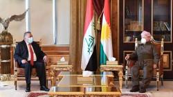 Barzani to Arab Consuls: Baghdad-Erbil disputes can be settled via dialogue