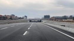 شرطي مرور ينقذ امرأة حاولت الانتحار بالقاء نفسها من على جسر وسط أربيل