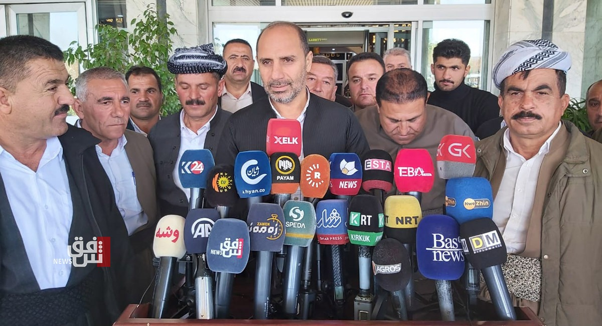 Kurdistan wheat-growers: delaying our dues is a political issue