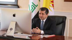 Masrour Barzani commemorates the liberation of Kobani