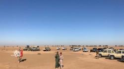 PMF thwarts a terrorist plan in Al-Anbar desert