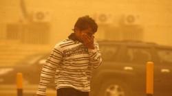 محافظة تتصدر أعلى معدل سنوي للغبار المتساقط بالعراق