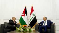 Iraq 'AL-Kadhimi meets the Jordanian PM