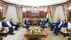 Kurdistan' PM receives the US ambassador to Iraq