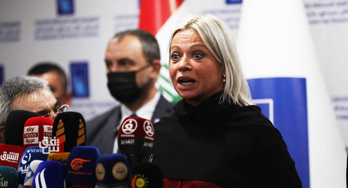 بلاسخارت: حكومة العراق طلبت من مجلس الأمن الدولي حماية الانتخابات وننتظر ردهم