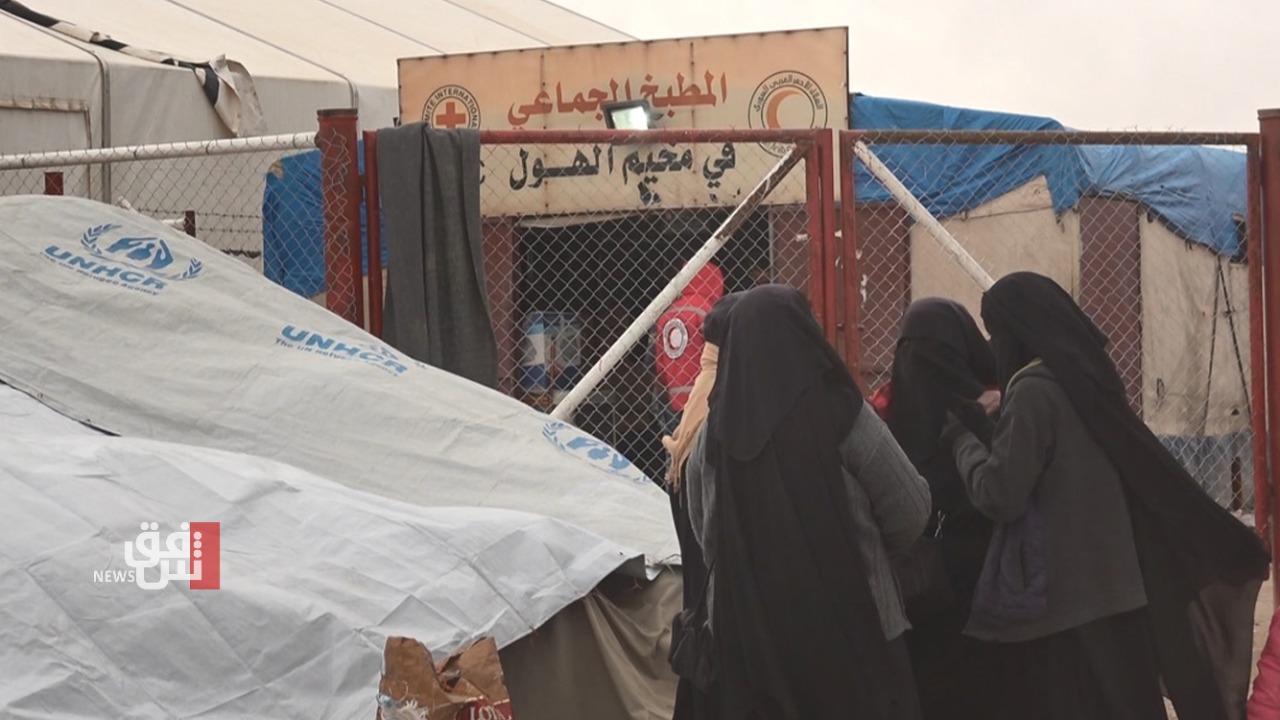 مقتل لاجئة عراقية في مخيم الهول بسوريا