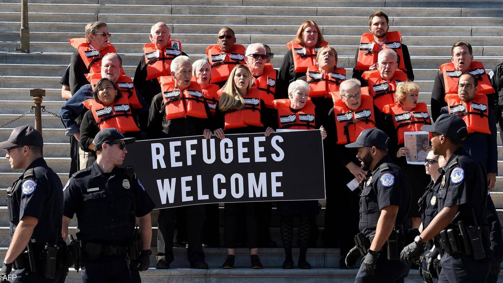 خبر سار للاجئين.. سياسة أميركية جديدة بشأن الهجرة