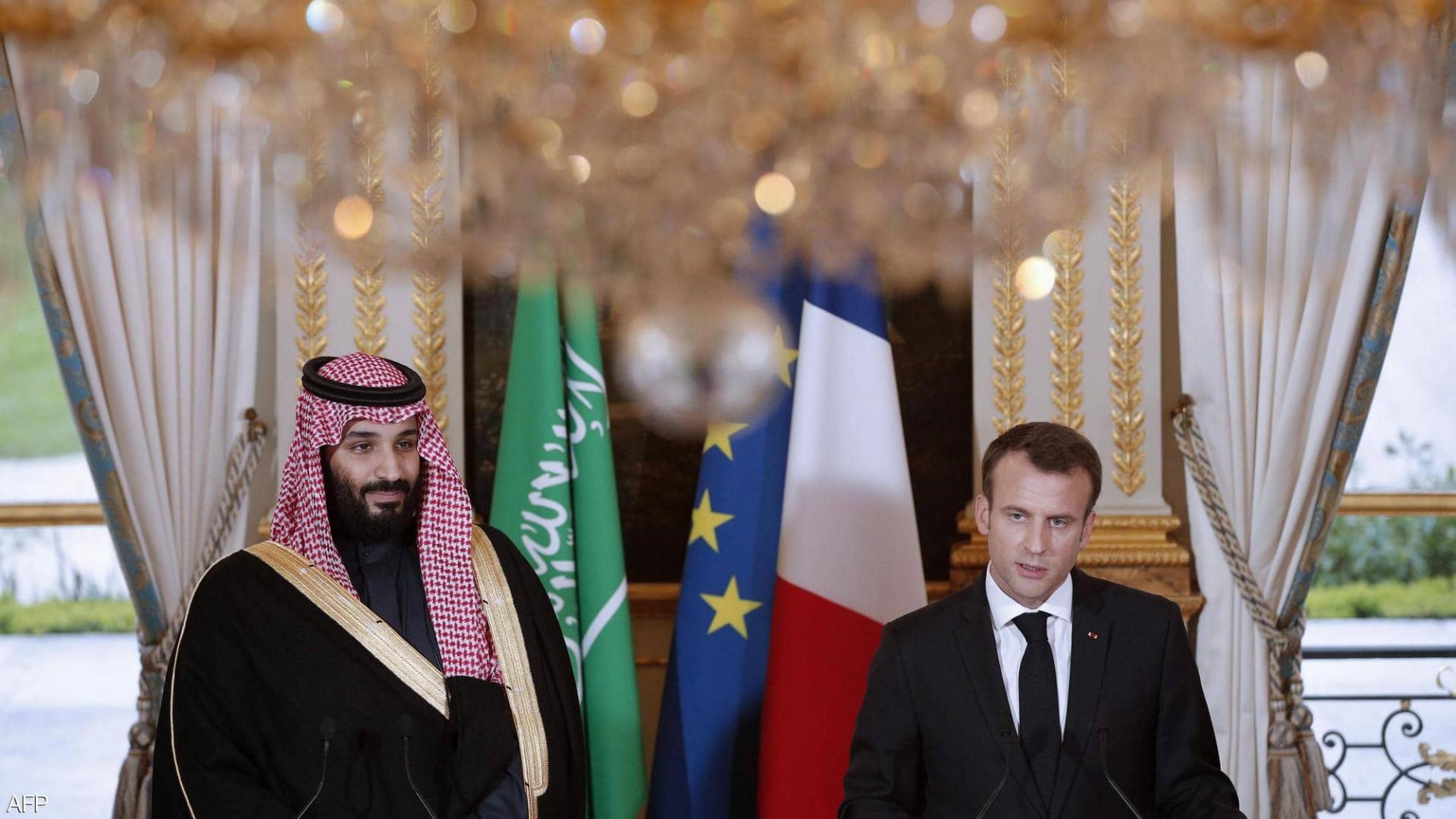 فرنسا تنضم إلى أمريكا في توجيه ضربة لآمال إيران