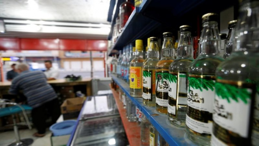 A new explosion targets a liquor shop in Baghdad