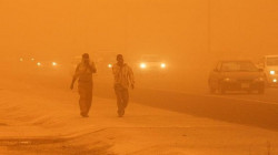 One killed, two disappeared and more than 150 injured due to a dust storm that hit Najaf