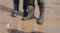 الأنبار.. الأمطار تفاقم معاناة المتضررين من حرب داعش