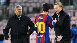 """مدرب برشلونة: نوايا خبثية وراء تسريب تفاصيل عقد ميسي """"الفرعوني"""""""